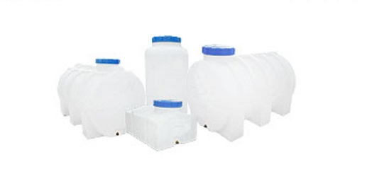 Opslagtanks voor verschillende vloeibare stoffen